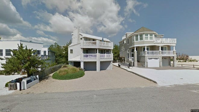 This Google Street View image shows the approximate location of 7 E. Atlantic Ave. in Harvey Cedars. The property at this address changed hands in September 2019, when new owner bought the property for $1,337,500.