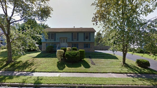This Google Street View image shows the approximate location of 38 Hickory Hill Road in Jackson. The property at this address changed hands in September 2019, when new owner bought the property for $380,000.