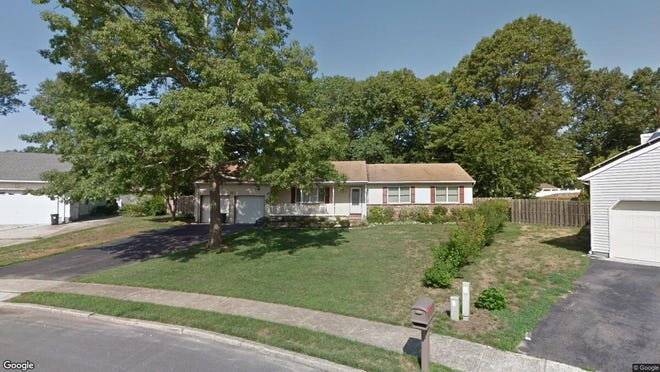 This Google Street View image shows the approximate location of 551 Brentwood Road in Lacey. The property at this address changed hands in September 2019, when new owners bought the property for $275,000.