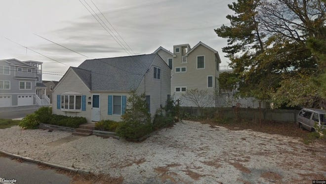 This Google Street View image shows the approximate location of 1802 Beach Ave. in Long Beach Township. The property at this address changed hands in September 2019, when new owner bought the property for $665,000.