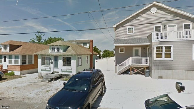 This Google Street View image shows the approximate location of 115 E. 28th St. in Ship Bottom. The property at this address changed hands in October 2019, when new owner bought the property for $354,000.