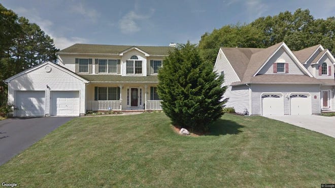 This Google Street View image shows the approximate location of 358 Deer Lake Court in Stafford. The property at this address changed hands in October 2019, when new owners bought the property for $392,500.