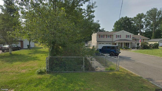 This Google Street View image shows the approximate location of 10 Fishel Road in Edison. The property at this address changed hands in October 2019, when new owner bought the property for $480,100.