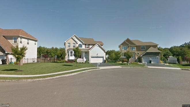 This Google Street View image shows the approximate location of 79 Violet Court in Monroe. The property at this address changed hands in October 2019, when new owners bought the property for $577,000.