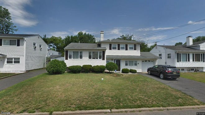 This Google Street View image shows the approximate location of 18 Trafalger Drive in Woodbridge. The property at this address changed hands in September 2019, when new owner bought the property for $375,000.