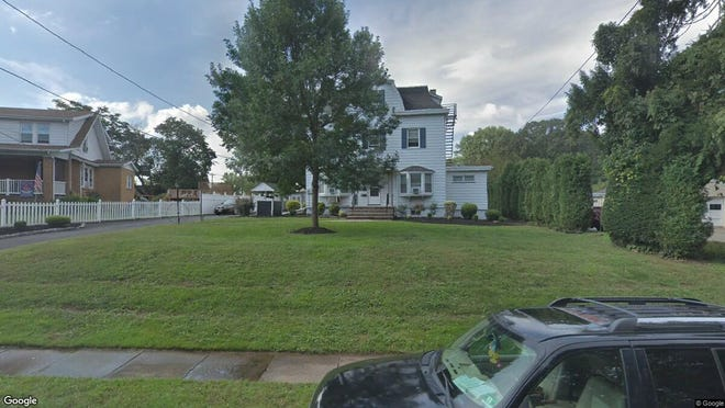 This Google Street View image shows the approximate location of 727 St. Georges Ave. in Woodbridge. The property at this address changed hands in August 2019, when new owner bought the property for $400,000.