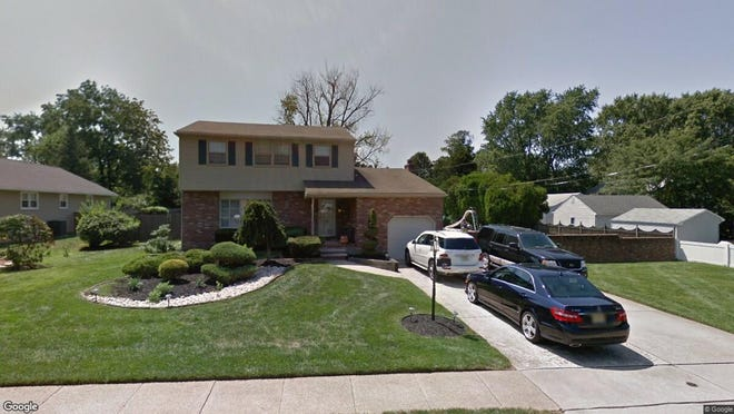 This Google Street View image shows the approximate location of 434 Laurelton Ave. in Maple Shade. The property at this address changed hands in August 2019, when new owners bought the property for $265,000.