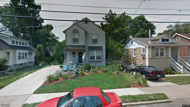 This Google Street View image shows the approximate location of 146 S. Poplar Ave. in Maple Shade. The property at this address changed hands in August 2019, when new owner bought the property for $215,000.