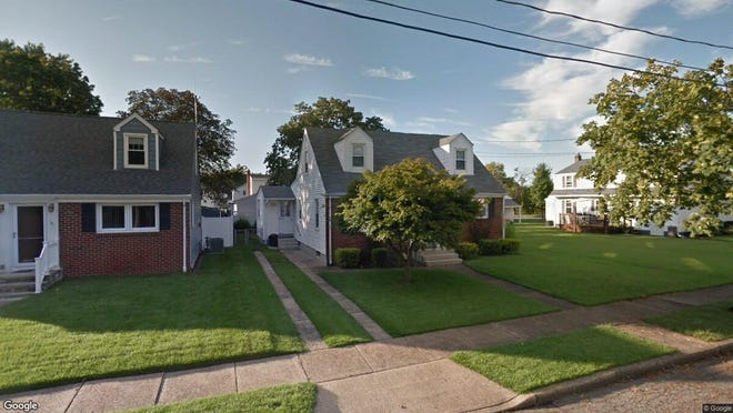 This Google Street View image shows the approximate location of 716 Moorland Ave. in Burlington City. The property at this address changed hands in September 2019, when new owner bought the property for $175,000.