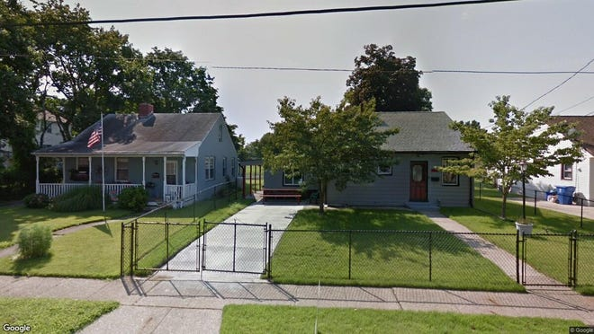 This Google Street View image shows the approximate location of 810 Bordentown Road in Burlington City. The property at this address changed hands in September 2019, when new owner bought the property for $165,000.