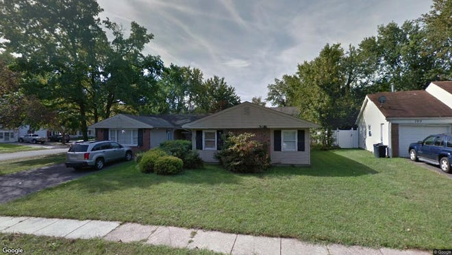 This Google Street View image shows the approximate location of 107 Echohill Lane in Willingboro. The property at this address changed hands in September 2019, when new owner bought the property for $237,000.