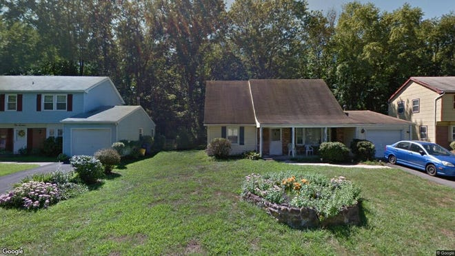 This Google Street View image shows the approximate location of 112 E. River Drive in Willingboro. The property at this address changed hands in June 2019, when new owner bought the property for $89,000.