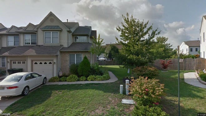 This Google Street View image shows the approximate location of 108 Wilson Lane in Berlin Borough. The property at this address changed hands in August 2019, when new owners bought the property for $208,000.