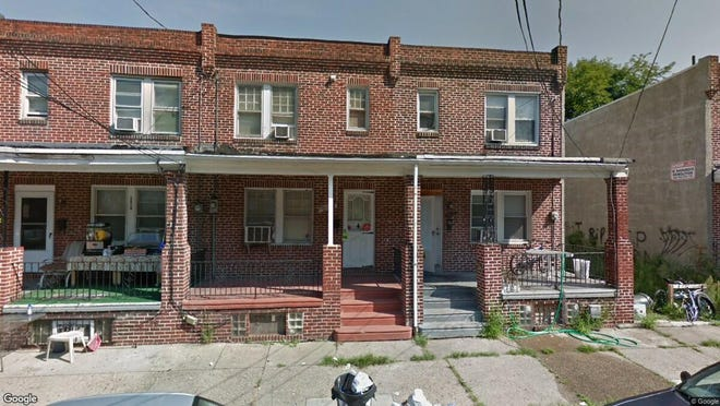 This Google Street View image shows the approximate location of 1321 Browning St. in Camden. The property at this address changed hands in June 2019, when new owner bought the property for $45,000.