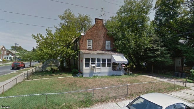 This Google Street View image shows the approximate location of 3102 E. Ironsides Road in Camden. The property at this address changed hands in August 2019, when new owner bought the property for $42,000.