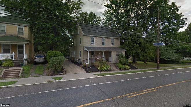 This Google Street View image shows the approximate location of 214 N. Black Horse Pike in Gloucester Township. The property at this address changed hands in September 2019, when new owner bought the property for $162,000.