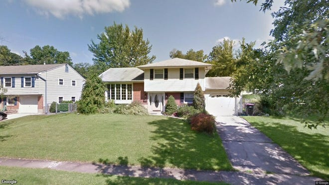 This Google Street View image shows the approximate location of 310 Woods Lane in Gloucester Township. The property at this address changed hands in September 2019, when new owners bought the property for $241,000.