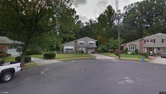 This Google Street View image shows the approximate location of 576 Seneca Court in Gloucester Township. The property at this address changed hands in August 2019, when new owner bought the property for $155,000.