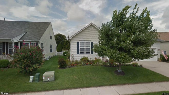 This Google Street View image shows the approximate location of 16 Chrissy Way in Gloucester Township. The property at this address changed hands in August 2019, when new owner bought the property for $257,000.