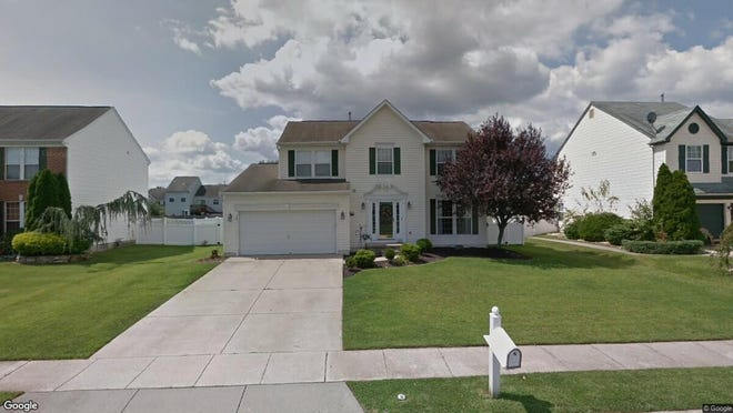 This Google Street View image shows the approximate location of 19 Arrowwood Drive in Gloucester Township. The property at this address changed hands in August 2019, when new owners bought the property for $244,000.