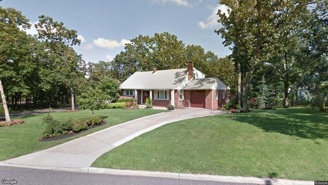 This Google Street View image shows the approximate location of 105 Yale Road in Voorhees. The property at this address changed hands in July 2019, when new owner bought the property for $310,000.