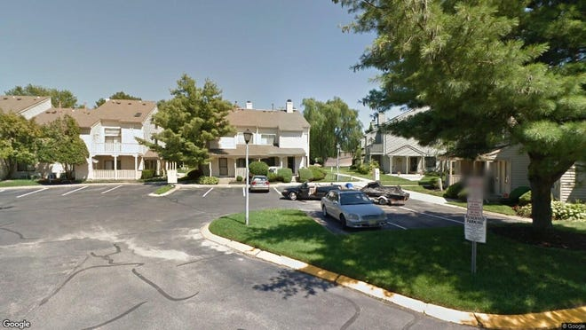 This Google Street View image shows the approximate location of 1706 Roberts Way in Voorhees. The property at this address changed hands in August 2019, when new owner bought the property for $135,000.