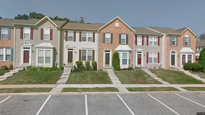 This Google Street View image shows the approximate location of 11 Saddle Lane in Winslow. The property at this address changed hands in September 2019, when new owner bought the property for $177,500.