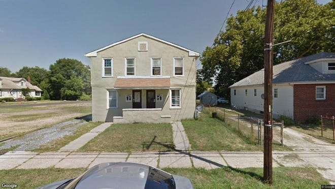 This Google Street View image shows the approximate location of 453-455 W. Broad St. in Paulsboro. The property at this address changed hands in August 2019, when new owner bought the property for $155,000.