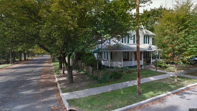 This Google Street View image shows the approximate location of 14 S. Monroe Ave. in Wenonah. The property at this address changed hands in August 2019, when new owners bought the property for $285,000.