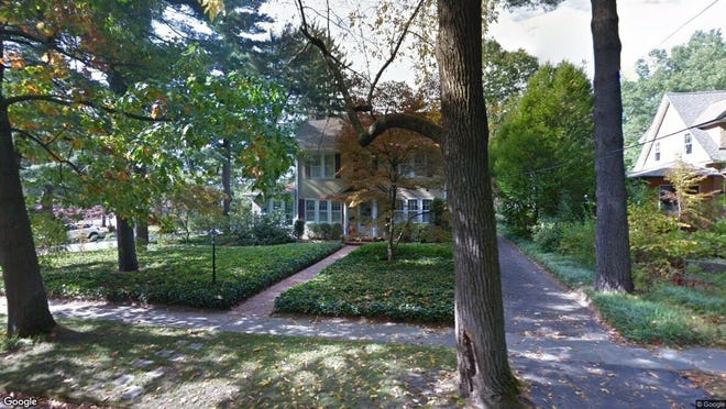 This Google Street View image shows the approximate location of 210 S. Princeton Ave. in Wenonah. The property at this address changed hands in August 2019, when new owners bought the property for $320,000.
