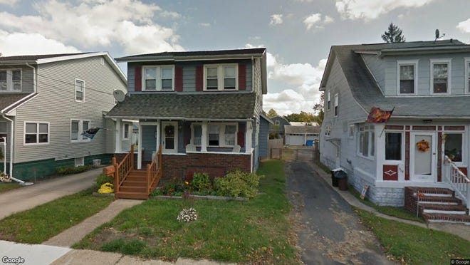 This Google Street View image shows the approximate location of 317 Billingsport Road in Paulsboro. The property at this address changed hands in September 2019, when new owner bought the property for $127,000.