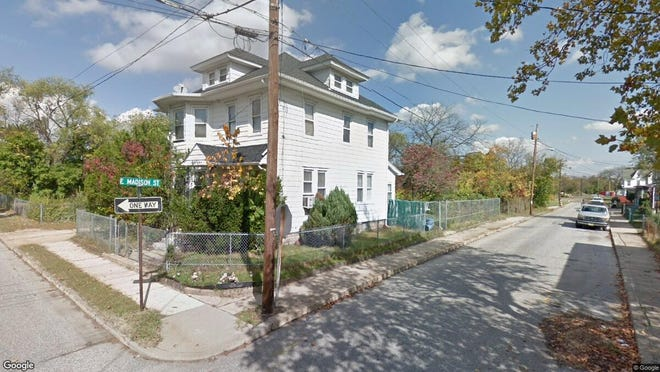 This Google Street View image shows the approximate location of 815 Chestnut St. in Paulsboro. The property at this address changed hands in October 2019, when new owner bought the property for $52,500.
