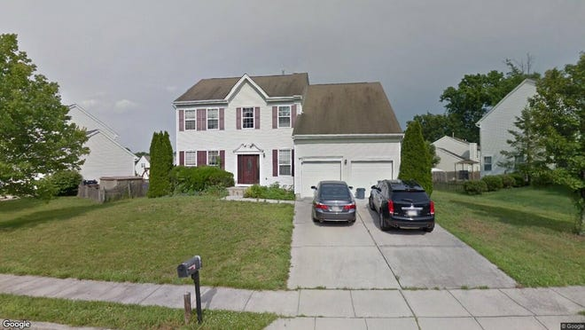 This Google Street View image shows the approximate location of 127 Aerial Drive in Deptford. The property at this address changed hands in June 2019, when new owners bought the property for $320,000.