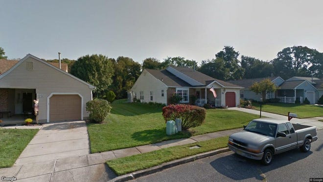 This Google Street View image shows the approximate location of 73 Knollwood Drive in Deptford. The property at this address changed hands in June 2019, when new owners bought the property for $180,000.
