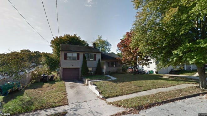 This Google Street View image shows the approximate location of 348 Carnegie Ave. in Deptford. The property at this address changed hands in June 2019, when new owner bought the property for $167,000.