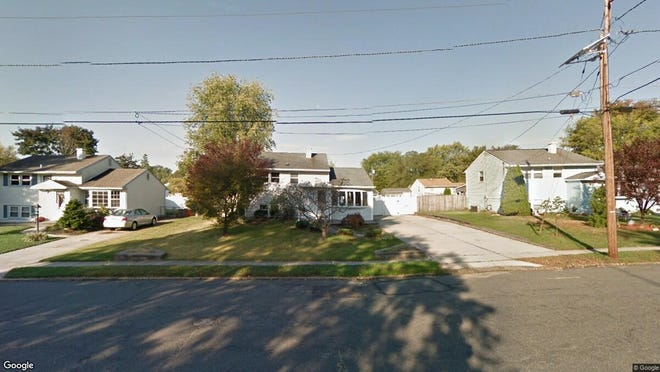 This Google Street View image shows the approximate location of 564 Hamilton Road in Deptford. The property at this address changed hands in July 2019, when new owners bought the property for $185,000.