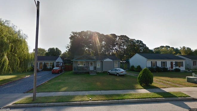 This Google Street View image shows the approximate location of 637 Georgetown Road in Deptford. The property at this address changed hands in June 2019, when new owners bought the property for $174,000.