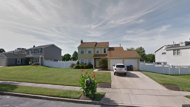 This Google Street View image shows the approximate location of 77 E. Holly Ave. in Washington. The property at this address changed hands in August 2019, when new owner bought the property for $265,000.