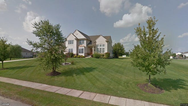 This Google Street View image shows the approximate location of 616 Balis Drive in Harrison. The property at this address changed hands in October 2019, when new owners bought the property for $475,000.