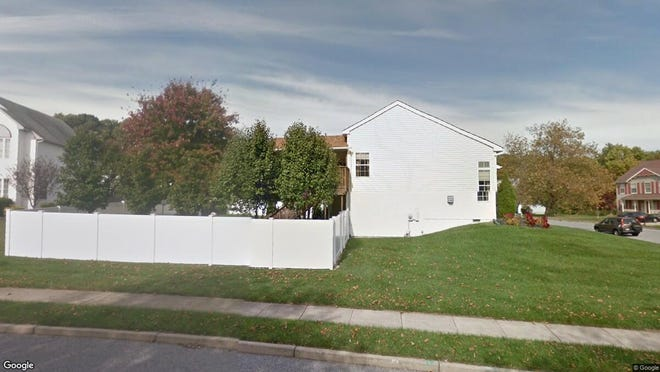 This Google Street View image shows the approximate location of 5 Deerfield Cir in Mantua. The property at this address changed hands in July 2019, when new owner bought the property for $309,000.