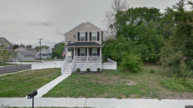 This Google Street View image shows the approximate location of 317 Guest Ave. in Swedesboro. The property at this address changed hands in September 2019, when new owner bought the property for $215,000.