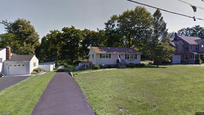This Google Street View image shows the approximate location of 54 The Crescent in Long Hill. The property at this address changed hands in October 2019, when new owner bought the property for $395,000.