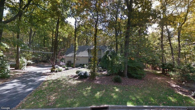 This Google Street View image shows the approximate location of 155 Miller Road in Kinnelon. The property at this address changed hands in September 2019, when new owners bought the property for $595,000.