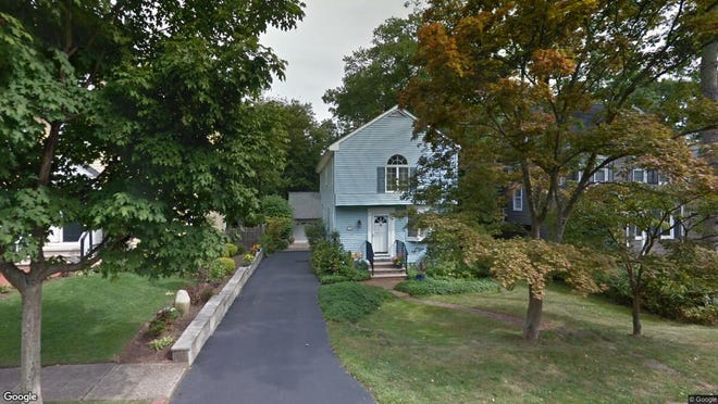 This Google Street View image shows the approximate location of 50 Hedges Ave. in Chatham Borough. The property at this address changed hands in July 2019, when new owners bought the property for $560,000.