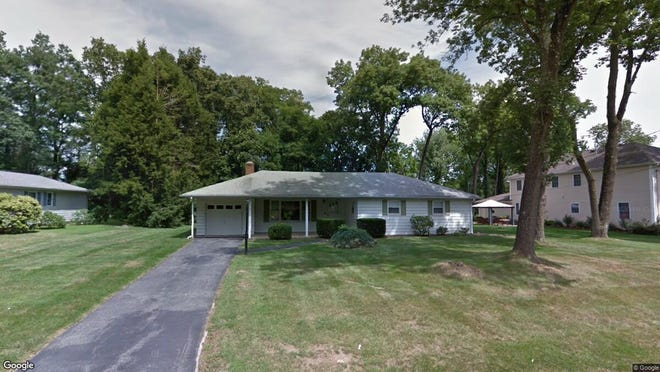 This Google Street View image shows the approximate location of 4 Woodfield Drive in Hanover. The property at this address changed hands in July 2019, when new owner bought the property for $297,994.