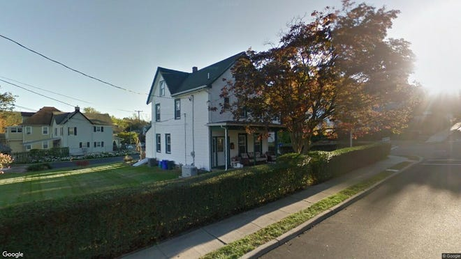 This Google Street View image shows the approximate location of 102 Maple Ave. in Rockaway Borough. The property at this address changed hands in October 2019, when new owners bought the property for $275,000.