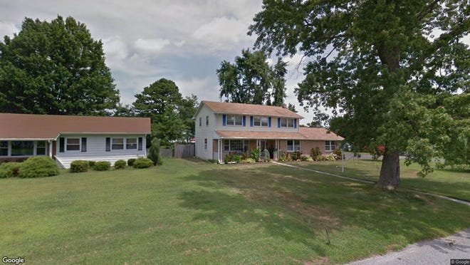 This Google Street View image shows the approximate location of 1178 Woodcrest Drive in Vineland. The property at this address changed hands in October 2019, when new owners bought the property for $225,000.