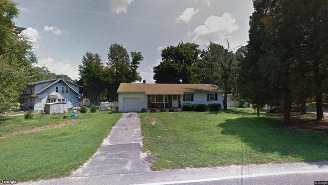 This Google Street View image shows the approximate location of 621 W. Walnut Road in Vineland. The property at this address changed hands in October 2019, when new owner bought the property for $164,800.