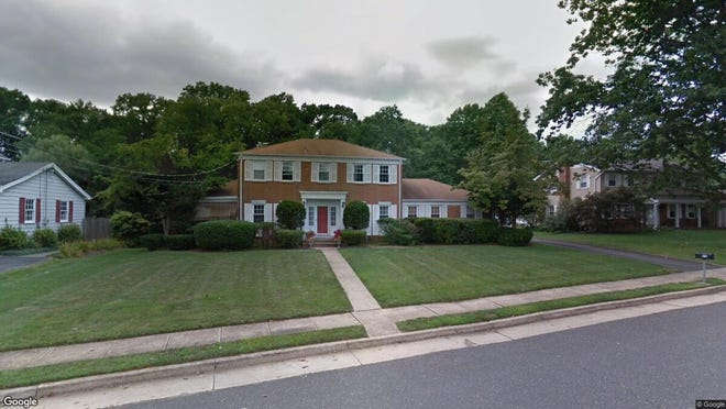 This Google Street View image shows the approximate location of 52 Brookwood Drive in Freehold Borough. The property at this address changed hands in September 2019, when new owners bought the property for $464,000.