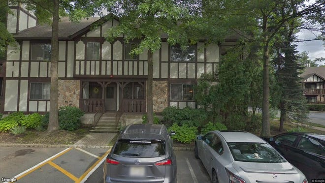 This Google Street View image shows the approximate location of 3704 Melville Court in Mahwah. The property at this address changed hands in August 2019, when new owners bought the property for $260,000.